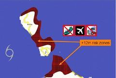 Boracay risk zone