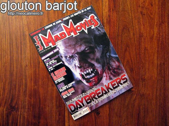 Mad Movies mars 2010