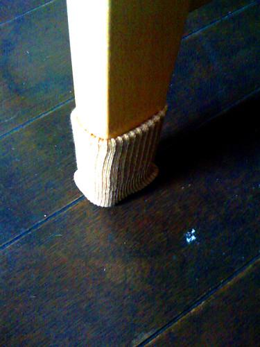 calcetines silla I