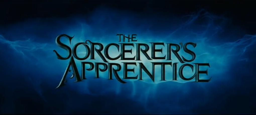 The Sorcerer's Apprentice 2010 Film poster