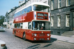 George Street (georgeupstairs) Tags: bus edinburgh alexander georgestreet lrt doubledecker leyland 359 ect lothianregiontransport atlantean pdr1a1 edinburghcorporationtransoprt ssf359h