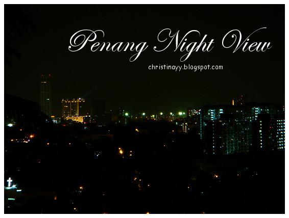 Penang Night View