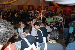 Circus Mashimus lounge @ SxSWi 2010