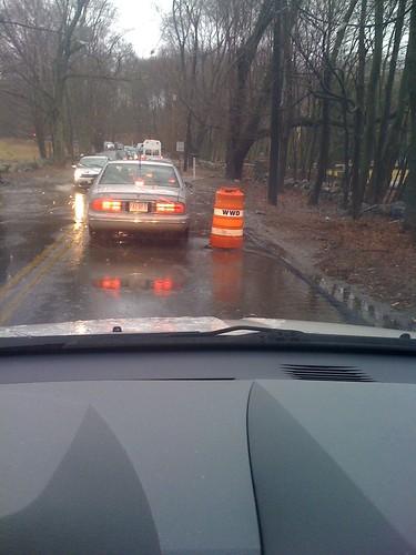 Flood Water Detour 4