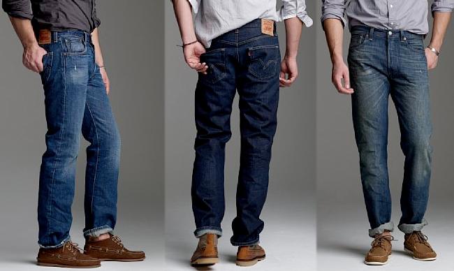 Levis jeans for men 501
