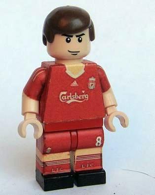 Liverpool FC Steven Gerrard