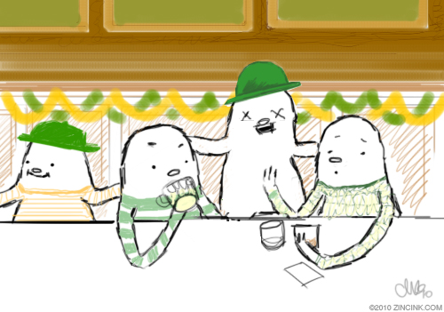 sloth st pat 2010 2