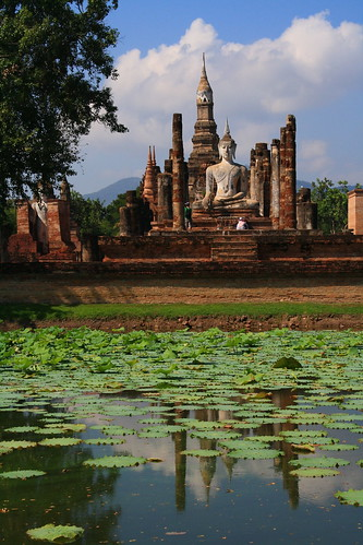 Sukhothai, historical and spiritual capital