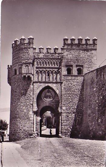 Puerta del Sol a mediados del siglo XX