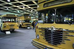 MotorWelt Berlin 2010 (RayKippig) Tags: bus berlin museum germany deutschland busse exhibition messe 2010 bvg doppeldecker doppelstockbus historische motorwelt