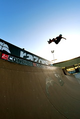 78/365 (jkostrand) Tags: chris silhouette air fisheye skatepark waters rollerblading rollerblade mute razors escondido project365 chriswaters sdsf samyang8mmf35
