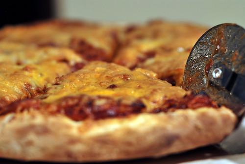 barbeque chicken pizza