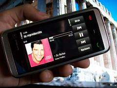 Nokia 5530 (edflinkinp) Tags: music mobile nokia phone cellphone musica telefono sakis rouvas xpress 5530 xpressmusic