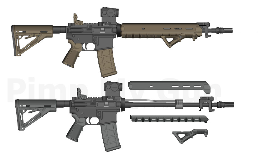 Dissipator - AR-15 Discussion