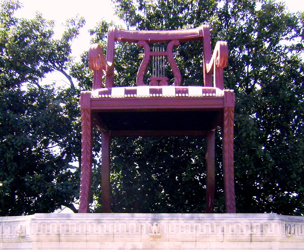 Big Chair Duncan Phyfe  in Thomasville NC