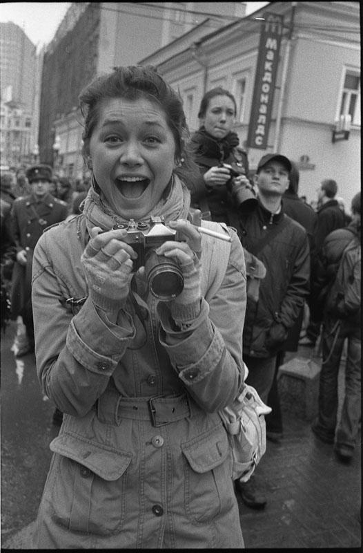 Москва, 21 марта 2010