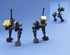 Blacktron4 (Rogue Bantha) Tags: lego space micro blacktron