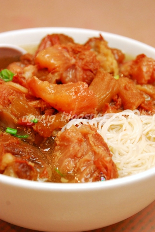Beef Stew Vermicelli