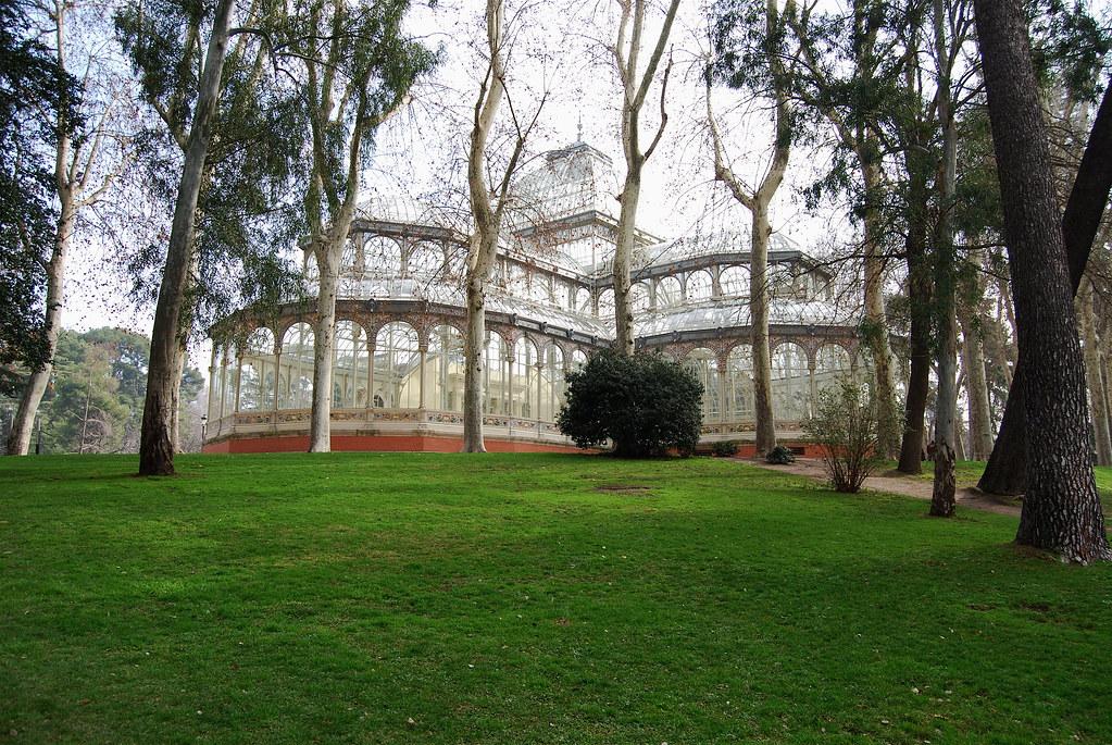 Madrid - Palácio de Cristal