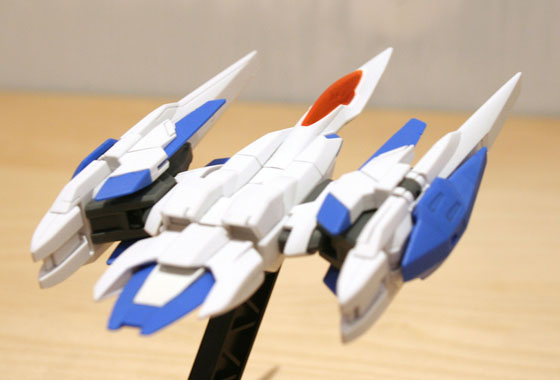 0 Raiser rear view