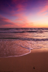 Majorca Beach 2 (Hadi Al-Sinan Photography) Tags: sunset 2 seascape beach canon photography high spain mark iso ii 5d mallorca 2470l majorca 2010 hadi 2470mm alsinan