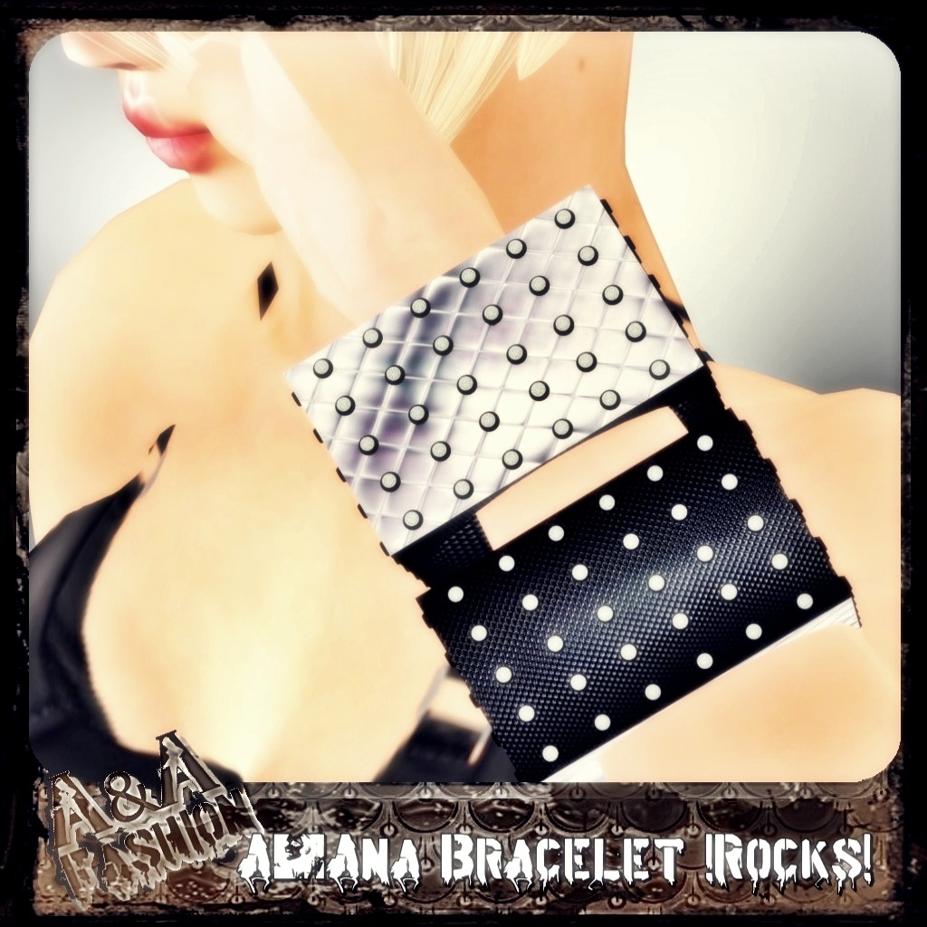A&Ana Bracelet !Rocks!