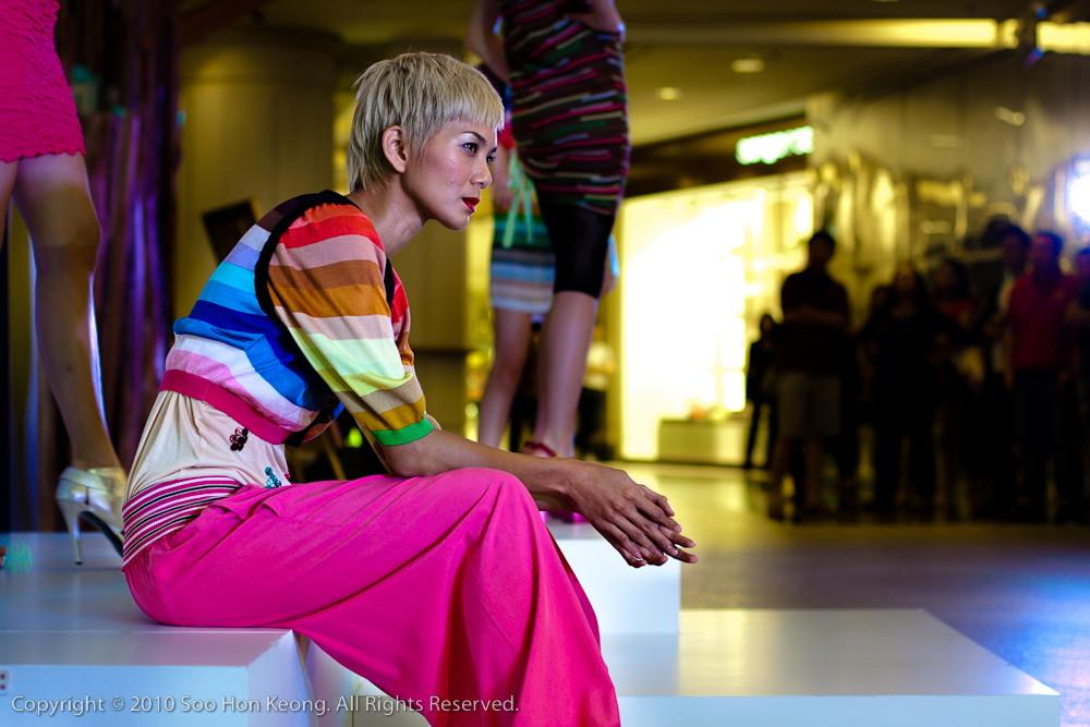 M Missoni @ StarHill Fashion Week, KL, Malaysia