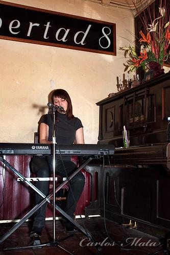María José Hernandez en Libertad 8
