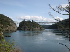 Deception Pass Bridge Photo