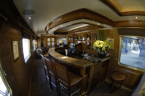 Blue Train (South Africa) - Bar