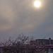 薄暗い太陽