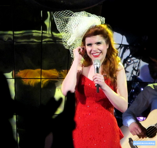 Paloma Faith, concert at Shepherds Bush Empire