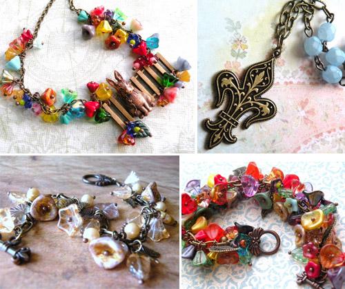 2RavenChicks handmade jewelry