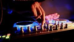 Kevolution (yourfriendbrah) Tags: music canon lights dj finger virtual jockey disc knobs kevo t1i kevolution