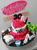 """fancy girly cake • <a style=""""font-size:0.8em;"""" href=""""http://www.flickr.com/photos/40146061@N06/4474201406/"""" target=""""_blank"""">View on Flickr</a>"""