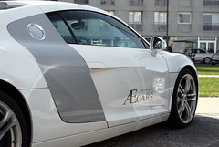 Audi R8 (Tuigh) Tags: car race speed sony knokke mm carbon audi rims a200 circuit exclusive v8 r8 1870 alpa albertplein tuigh aecars