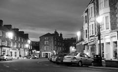 Eldon Square at dusk