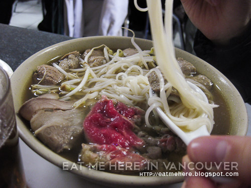 Lim Kee Beef Noodle