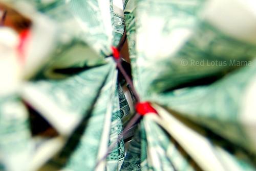 strung dollars