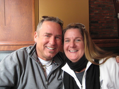 Darryl Kari & his wife Barb (March 31/2010)