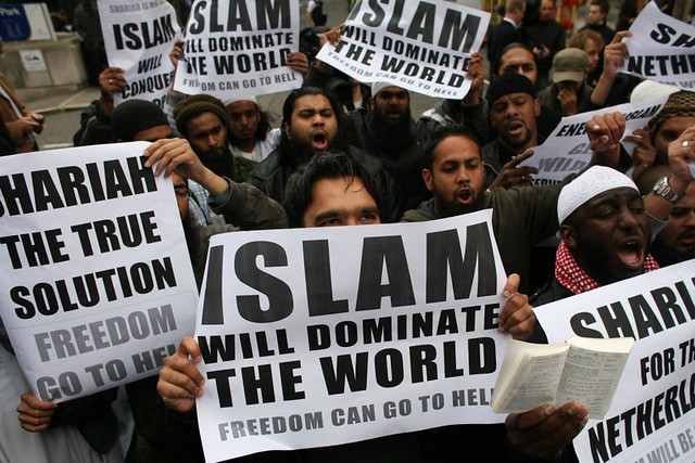 Islam will dominatefreedom go to hell by acharyasanning