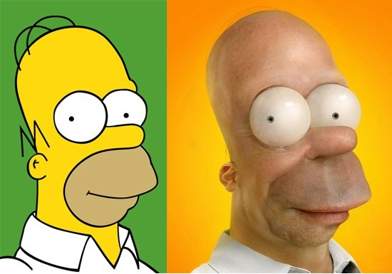 homer simpson real