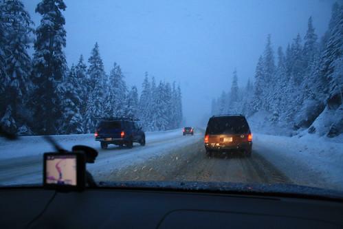 Othello Pod Mtg: Drive Home