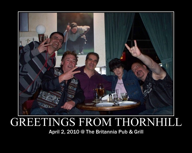 Greetings From Thornhill