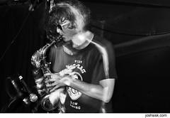 psychedelic horseshit @ DNA Test fest (joshsisk) Tags: music punk livemusic baltimore sonar noise 2010 bmore d300 wmuc joshsisk fandeath dnatestfest 042010