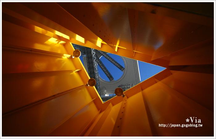 【大阪自由行】跟著via遊大阪~大阪梅田空中庭園展望台11