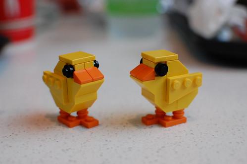 make and take chicks