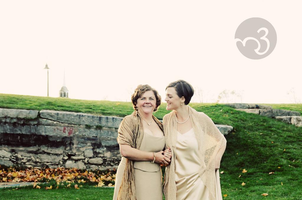 Bonnie-Jeanne & Maggie, wedding