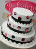"polka dot cake • <a style=""font-size:0.8em;"" href=""http://www.flickr.com/photos/40146061@N06/4515689691/"" target=""_blank"">View on Flickr</a>"