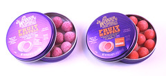 Wonka Fruit Marvels Tins